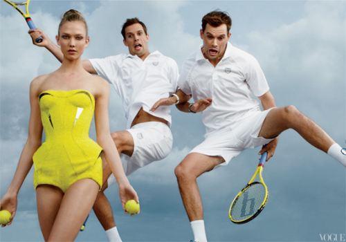 34 λόγοι για να παίξετε τένις