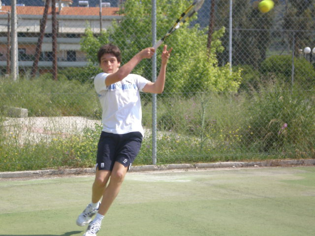 Με 3 αθλητές η ακαδημία μας στα Junior Master της ΕΕΣΑΚΕ