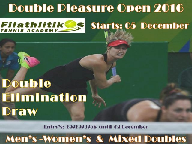 Double Pleasure Open 2016