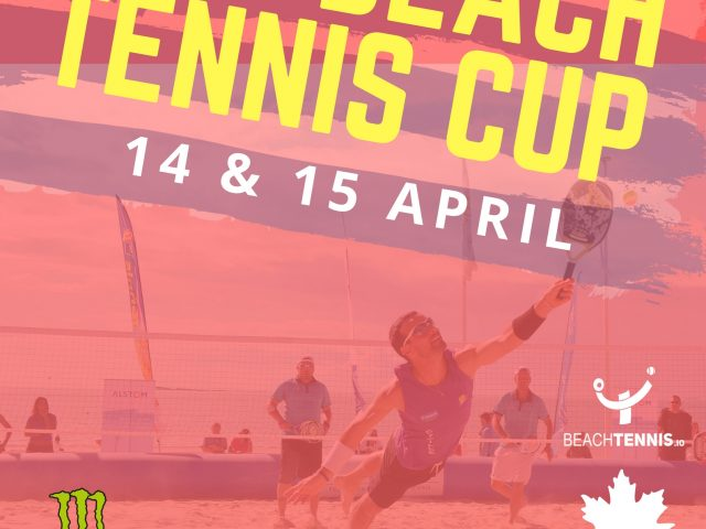 Raches Beach Tennis Cup 14.15/04/2018