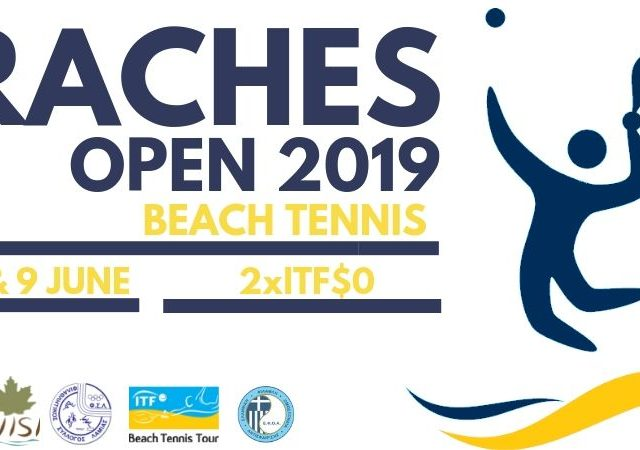 RACHES BEACH TENNIS OPEN 2019