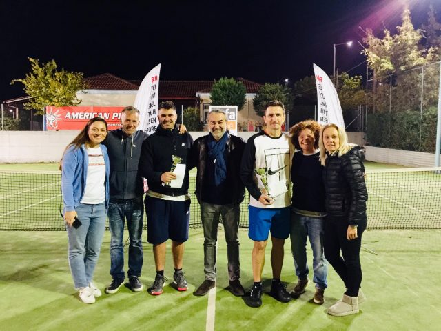 Filathlitikos Tennis Open by Sofa Home & Candia Strom