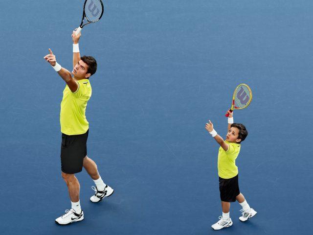 6 λόγοι για τους οποίους το τένις είναι μια εξαιρετική επιλογή για το παιδί σας